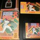 R.B.I. Baseball 3 - Nintendo NES - Complete CIB
