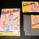 Rock 'n Ball - Nintendo NES - Complete CIB