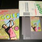 Bandai Golf - Nintendo NES - Complete CIB