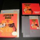 Jordan VS Bird - Nintendo NES - Complete CIB