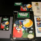 Break Time - Nintendo NES - Complete CIB - Rare
