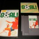 Goal - Nintendo NES - Complete CIB
