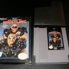WCW World Championship Wrestling - Nintendo NES - With Box