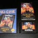 Golden Axe - Sega Genesis - Complete CIB