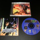 Star Wars Masters of Teras Kasi - Sony PS1 - Complete CIB