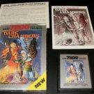 Dark Chambers - Atari 7800 - Complete CIB