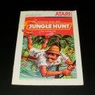 Jungle Hunt - Atari 2600 - Manual Only