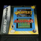 Gauntlet Rampart - Game Boy Advance - Brand New