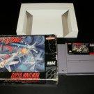 HyperZone - SNES Super Nintendo - With Box