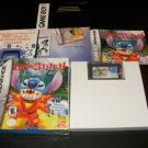 Lilo & Stitch - Nintendo Game Boy Advance - Complete CIB