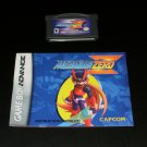 Mega Man Zero - Nintendo Game Boy Advance - With Manual
