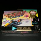 F-Zero - SNES Super Nintendo - Brand New Factory Sealed - Million Seller Rated E Version