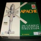 Apache - 1995 Interactive Magic - IBM PC - Complete CIB