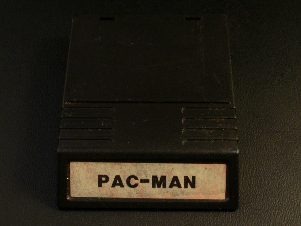 Pac-Man - Mattel Intellivision - Rare