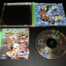 Crash Bandicoot Warped - Sony PS1 - Complete CIB