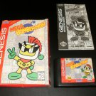 Mega Bomberman - Sega Genesis - Complete CIB - Rare