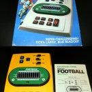 Football Pro Bowl - Vintage Handheld - Epoch 1980 - Complete CIB - Rare