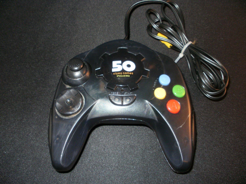 Plug 'N Play Universal Controller with 50 Games - DreamGEAR 2004 - Vintage Handheld