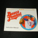 Bases Loaded - Nintendo NES - Manual Only