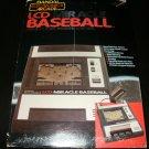 LCD Miracle Baseball - Vintage Handheld - Bandai 1981 - Complete CIB