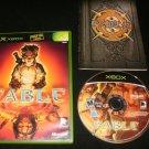 Fable - Xbox - Complete CIB - Original 2004 Release