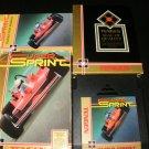 Super Sprint - Nintendo NES - Complete CIB