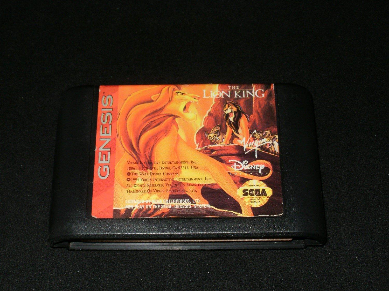 Lion King - Sega Genesis