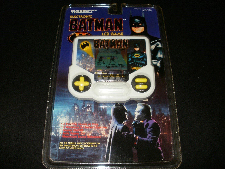 Batman - Vintage Handheld - Tiger Electronics 1989 - New Factory Sealed