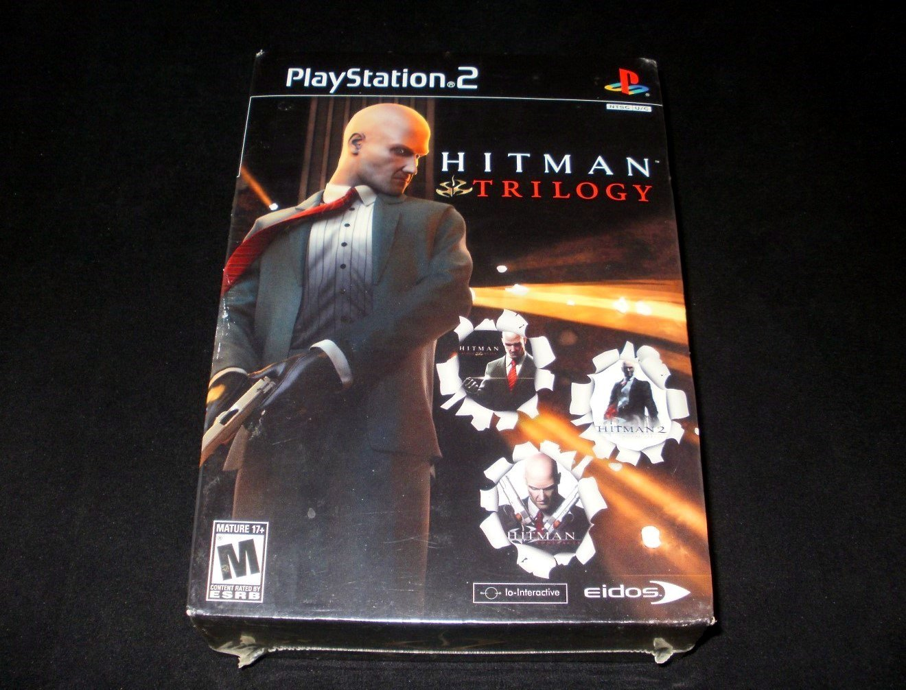 Hitman Trilogy - Sony PS2 - Brand New Factory Sealed