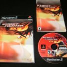 Street Fighter EX3 - Sony PS2 - Complete CIB