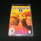 Lumines II - Sony PSP - Brand New Factory Sealed