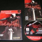 Devil May Cry - Sony PS2 - Complete CIB