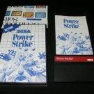 Power Strike - Sega Master System - Complete CIB - Rare