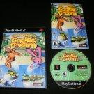 Adventures of Cookie & Cream - Sony PS2 - Complete CIB