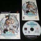 Suikoden III - Sony PS2 - Complete CIB