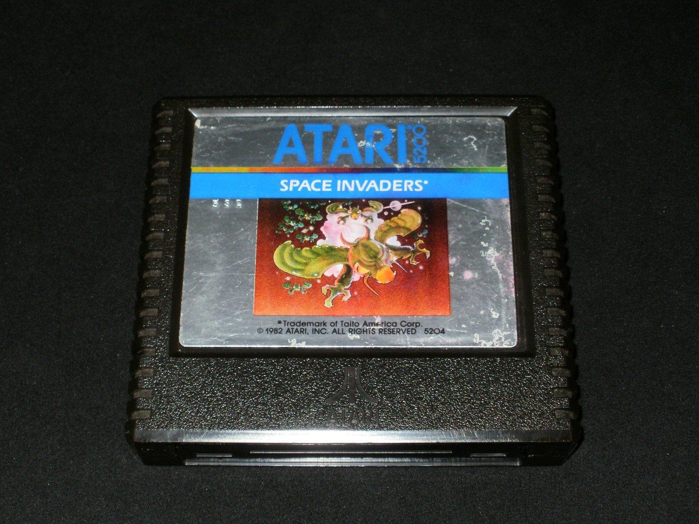 Space Invaders - Atari 5200