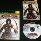 Prince of Persia Warrior Within - Microsoft Xbox - Complete CIB