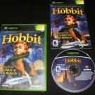 The Hobbit - Xbox - Complete CIB