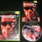 Terminator 3 Rise of the Machines - Xbox - Complete CIB