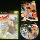 Capcom Fighting Evolution - Xbox - Complete CIB