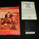 Tower of Doom - Mattel Intellivision - Complete CIB - Rare