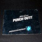 Mike Tyson's Punch Out - Nintendo NES - Manual Only