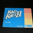Rad Racer II - Nintendo NES - Manual Only