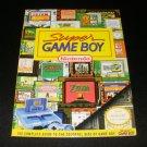 Super Game Boy Guide - Nintendo 1994