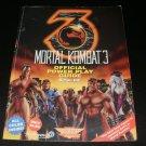 Mortal Kombat 3 Guide - Prima Publishing 1996
