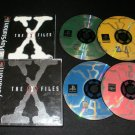 X Files - Sony PS1 - Complete CIB
