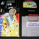 Super Game Boy - SNES Super Nintendo - Complete CIB