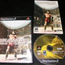 Colosseum Road to Freedom - Sony PS2 - Complete CIB - Rare