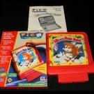 Tails and the Music Maker - Sega Pico - Complete CIB - Rare