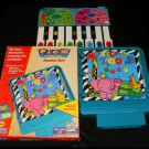 Musical Zoo - Sega Pico - With Box & Piano Overlay - Rare
